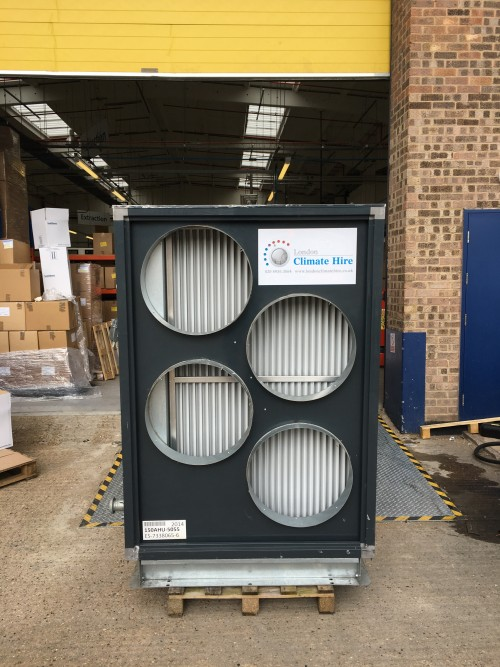 Air Conditioning Hire in London