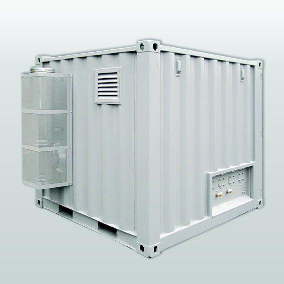 600 kw boiler plant room