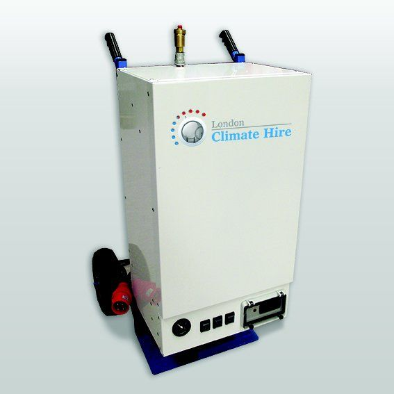 11 - 22kw Electric Boiler