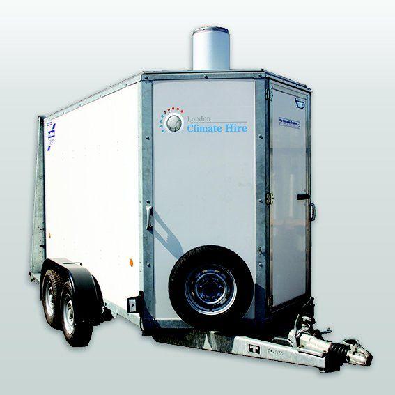 300kw Trailer Boiler