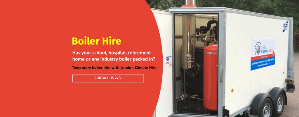 boiler-hire-london