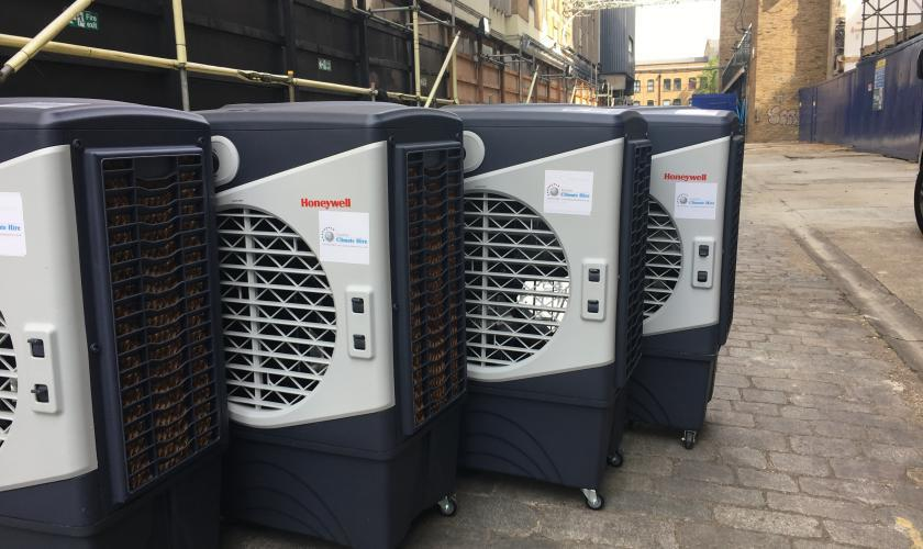 evap coolers OTB